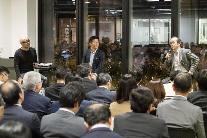 「レジリエンス」刊行記念イベント (2019/12/17)